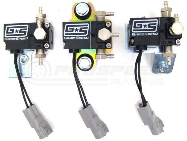 Grimmspeed Boost Control Solenoid 08+STi