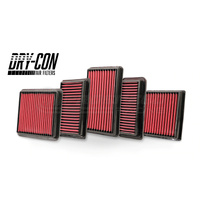 GrimmSpeed Dry-Con Panel Air Filter - Subaru WRX, STI 94-07/Forester XT 03-08