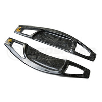ArmaSpeed Forged Carbon Fibre  DSG Paddle Add-Ons - Mercedes C43/C63 AMG W205, C205, S205