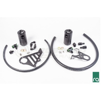 Radium Dual Catch Can Kit, 2015+ Focus RS