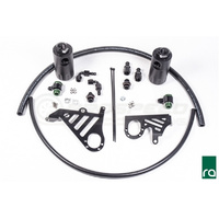 Dual Catch Can Kit, 2013+ Focus ST