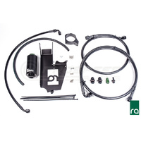 Radium Fuel Hanger Plumbing Kit, EVO 8-9, Stainless Filter
