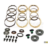 Mountune MMT6 Carbon Synchro Complete Install Kit - Ford Focus RS MK3 16-17