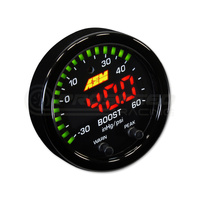 AEM X-Series 60PSI / 4BAR Boost Display Gauge