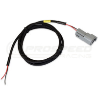 AEM CD Carbon Power Cable for Non-AEMnet Equipped Devices
