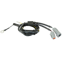 AEM CD Carbon Serial-to-CAN Adapter Harness for the Hondata KPro 1/2/3