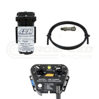 AEM Petrol Water/Methanol Injection Kit, Forced Induction Controller, No Tank