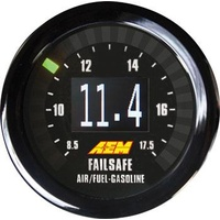 AEM Wideband Failsafe and Boost Gauge