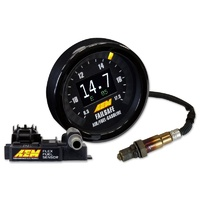 AEM Digital Flex Fuel Wideband Failsafe Gauge w/FF Sensor