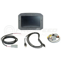 AEM CD-7F Carbon Flat Panel Digital Racing Dash Display, Non-Logging, No Internal GPS