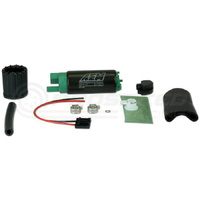 AEM 340LPH E85 Safe Fuel Pump Kit - Mitsubishi Evo 4-9