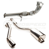 "Cobb Tuning Stainless Steel 3"" Turbo-Back Exhaust - Mazda 3 MPS BK 06-08"
