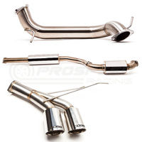 Cobb Tuning Ford Focus ST Cat-Back Exhaust System