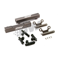 DeatschWerks Subaru Top Feed Fuel Rail Upgrade Kit w/ 1200cc Injectors
