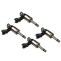 Mountune High Flow Direct Injection Fuel Injectors - Ford Focus ST Mk3 11-18/Focus RS Mk3 16-17