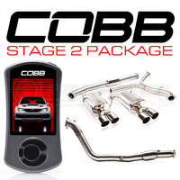 Cobb Tuning Stage 2 Power Package - Subaru WRX/STI 11-14 (Sedan)