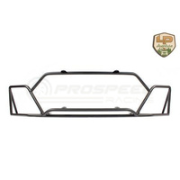 LP AVENTURE BUMPER GUARD - 2013-2014 OUTBACK (BLACK FINISH)