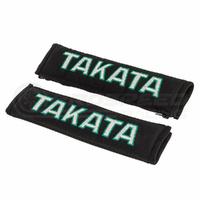 GENUINE TAKATA HARNESS PADDING 3 INCH (75MM) BLACK