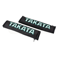 GENUINE TAKATA HARNESS PADDING 2 INCH (60MM) BLACK