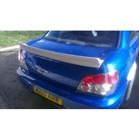 ABW Ducktail Wing suit GDB WRX STI 01-07 Sedan only