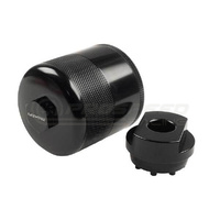 Raceworks Rw Billet Lifetime Oil Filter 3/4-16 30 Micron With Opener