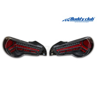Buddy Club Version 2 Tail Lights suit Subaru BRZ/Toyota 86