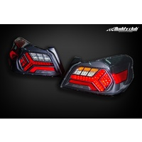 Buddy Club Version 2 Tail Lights suit Subaru WRX 2015+ / STI 2015+