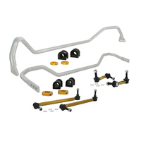 Whiteline F And R Sway Bar Vehicle Kit - Holden Commodore VE, VF/HSV VE, VF