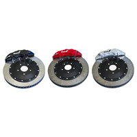 Alcon 6-Piston CAR97 Front Brake Kit - BMW 3-Series E46