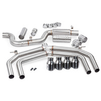 "APR 3"" Cat Back Exhaust Non-Valved - Audi S3 8V (Sedan)"