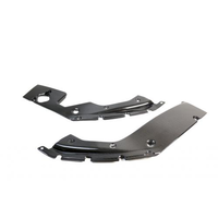 APR Left and Right Radiator Cooling Plates - Honda Civic FK8 Type R 17+