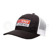 Cobb Tuning Mesh 2-Tone Snapback Cap with Patch