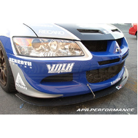 APR Front Wind Splitter suit EVO 8