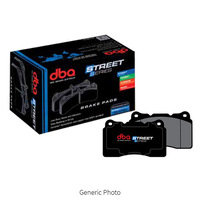 DBA SS Street Series OE Replacement Front/Rear Brake Pads - HSV VE/VF/AP Racing CP7040 (4-Piston)