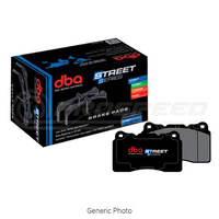 DBA SS Street Series OE Replacement Front Brake Pads - Chrysler 300C SRT8/Jeep Grand Cherokee SRT8 (4 Piston Brembo)