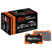 DBA XP Xtreme Performance Rear Brake Pads - Commodore SS-V VF/Camaro/XR6/XR8/300C SRT8/Grand Cherokee SRT8 (Brembo)