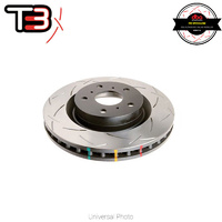 DBA 4000 Series OE Slotted Front Rotors RIGHT SINGLE - HSV F Series