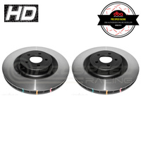 DBA HD 4000 Series Front Rotors PAIR - Ford Mustang GT FM/FN 15-19 (6 Piston Brembo)