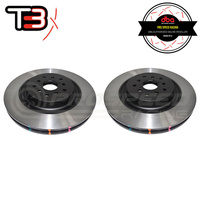 DBA HD 4000 Series Front Rotors PAIR - Subaru STI VAB 18-19 (6-Piston Brembo)