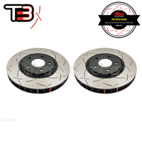 "DBA Mitsubishi Lancer EVO 5-9 GSR Brembo Only ""T3"" 4000 Series Front Rotors (PER PAIR)"