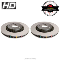 "DBA Subaru WRX 99-14 ""HD Direct"" Series Front Rotors (PER PAIR)"