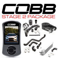 Cobb Tuning Ford Stage 2 Power Package Silver Focus RS 2016-2018