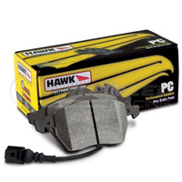 Hawk Performance Ceramic Front/Rear Brake Pads - HSV VY/VZ/VE/AP Racing CP6600 (4-Piston)