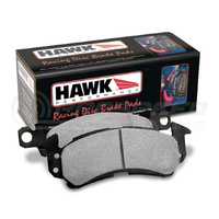 Hawk Performance HP+ Front Brake Pads - Chevrolet Corvette C6