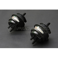 Hardrace Hardened Engine Mount 2Pcs Set - Toyota Mark II/Chaser JZX90,100