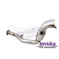 Invidia Aus Spec Catted Down pipe suit Subaru WRX STI GC8 94-00