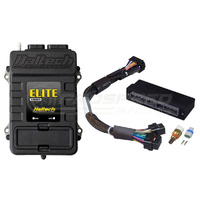 Haltech Elite 1000 Plug 'N' Play ECU and Adaptor Harness Kit - Mitsubishi Evo 1-3/RVR (4G63)