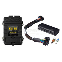 Haltech Elite 2000 Plug 'N' Play ECU and Adaptor Harness Kit - Toyota Chaser JZX100/Soarer Z30 (1JZ-GTE VVTi)