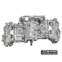 IAG 1000+ Closed Deck 2.5L Long Block Engine w/ Stage 5 Heads - Subaru WRX/STI/FXT/LGT (EJ25)