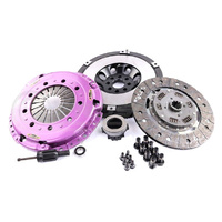 Xtreme Clutch Sprung Organic Clutch Kit Inc Single Mass Flywheel - BMW 3-Series E36, E46/M3 E36